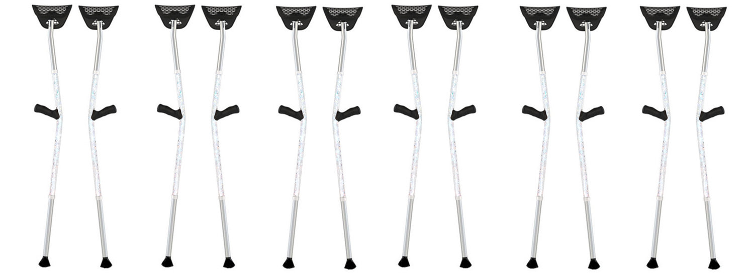 The Real Reason Behind Luxury Crutches