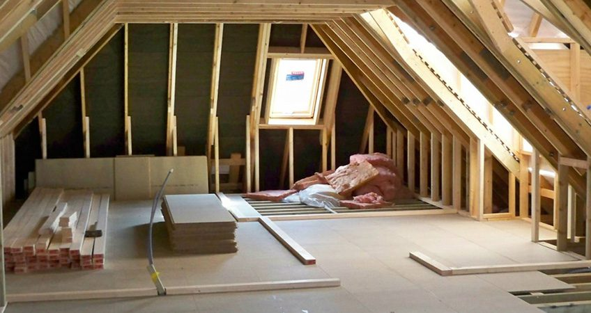 Attic Conversions to Add Extra Space