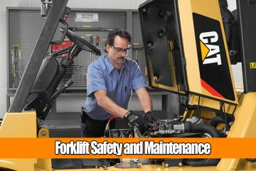 On site Forklift Training at your Workplace