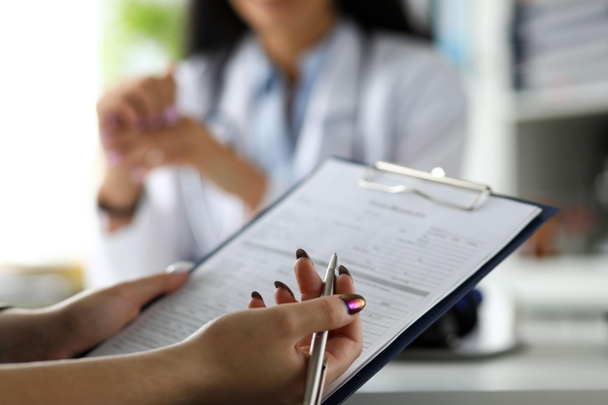 Measuring Patient Satisfaction Survey - Hosportal